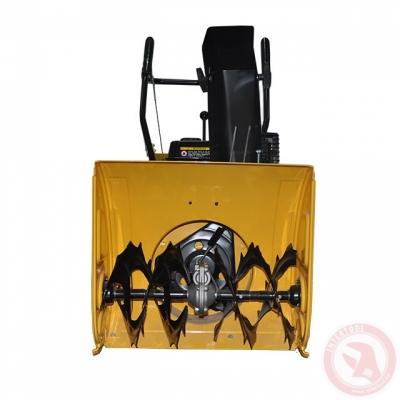 Снегоуборщик бензиновый, 4-х тактный, самоходный INTERTOOL SN-5500