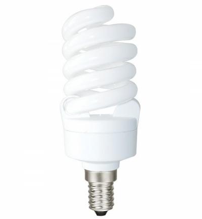 Лампа энергосберегающая DELUX Т2 Full Spiral 15W 4100K E14
