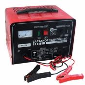Автомобильное зарядное устройство для АКБ INTERTOOL AT-3015 12-24В, 600Вт, 230В, 30/20А