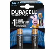 Батарейка Duracell Turbo AA LR6 2 шт.