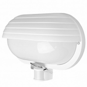 Датчик движения EUROELECTRIC плафон ST-69 WHITE белый