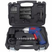 DEXTONE аккумуляторная отвертка DXСS-3645 3,6 Li 1,3A/ч (пластик кейс, 45 акс)