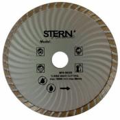 Диск алмазный STERN 230 22,2, Турбоволна 07545001 по бетону