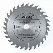 Диск для циркулярной пилы Mastak 125 40Т, 22,2