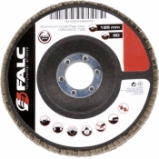 Диск шлифовальный лепестковый Falc 125*22 P120 F-40-535