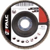 Диск шлифовальный лепестковый Falc 125*22 P80 F-40-533