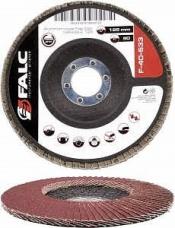 Диск шлифовальный лепестковый ТМ Falc 125*22 P100 F-40-534