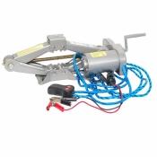Домкрат электрический INTERTOOL GT0310 ромб 2т 12В