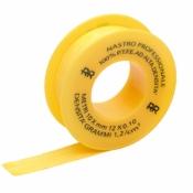 ФУМ лента газ жёлтая