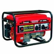 Генератор бензиновый Бригадир БГ-2000 2.0 кВт 64995000