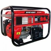 Генератор бензиновый Бригадир БГ-4500 4,5 кВт 68263000