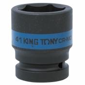 "Головка 1"" 41мм ударная 6 гранн KING TONY 853541M"