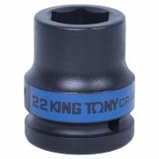 """Головка 3/4"""" 22мм ударная KING TONY 653522M"""