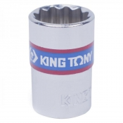 """Головка 3/8"""" 12гранн 20мм KING TONY 333020M"""