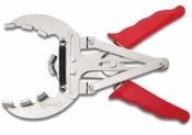 Клещи для снятия и установкики поршневых колец 110-160мм L255мм TOPTUL JABA1116