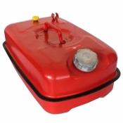 Канистра для ГСМ С-10R горизонтальная красная 10л