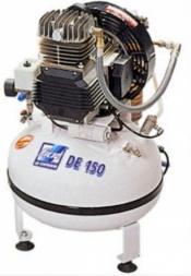 Компрессор безмаслянный медицинский DE 150 на 2 установки FIAC 1121700381