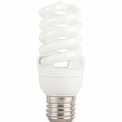 Лампа энергосберегающая DELUX Т2 Full Spiral 25W 4100K Е27 10075820 КЛЛ