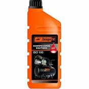 Масло компрессорное Днепр-М 1л ISO 100 68205000