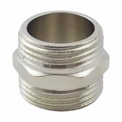 Никель FADO ниппель 3/4'' N02 НН латунь никелированная