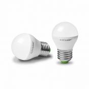 "Промо-набор EUROLAMP LED Лампа ЕКО ""Е"" G45 5W E27 3000K MLP-LED-G45-05273(E)"