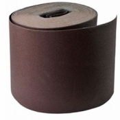 Шлифовальная шкурка Бригадир Standart  на тканевой основе 200мм*50м Р80