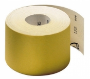 Шлифовальная шкурка на бумажной основе Klingspor рулон 115м*50м, Р120