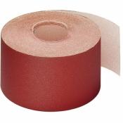 Шлифовальная шкурка на бумажной основе Klingspor рулон 115мм*50м Р80
