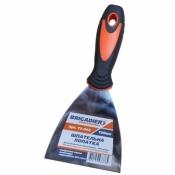 Шпательная лопатка Brigadier Professional ручка TPR, 60 мм 73-046