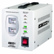 Стабилизатор напряжения автоматический напольный Дніпро-М АСН-2000П 68500003