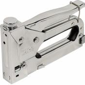 Степлер MIOL профи PREMIUM 4-14 мм с регулятором металлический корпус