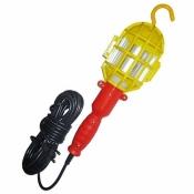 Светильник ручной с проводом ПВС 15м