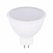 Светодиодная лампа DELUX JCDR 5Вт 2700K 220В GU5.3 90001292 точка