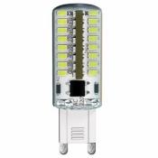 Светодиодная лампа DELUX LED G9E 3Вт 3000K 220В G9 90003756 капсула