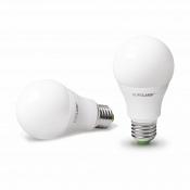 """Светодиодная лампа EUROLAMP LED ЕКО """"D"""" А60 12W E27 4000K LED-A60-12274(D)"""