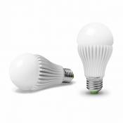 """Светодиодная лампа EUROLAMP LED ЕКО """"D"""" А65 15W E27 3000K LED-A65-15272(D)"""