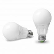 Светодиодная лампа EUROLAMP LED шар TURBO NEW dimmable A60 10W E27 4000K LED-A60-10274(T)dim