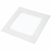 Светодиодная панель EUROLAMP LED Panel квадрат 24W 4000K 220V LED-DLS-24/4