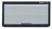 Ящик настенный KING TONY 87D11-17A-KG 680x280x350мм серый
