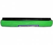 Запаска мягкая к швабре с отжимом МС -62 зеленая