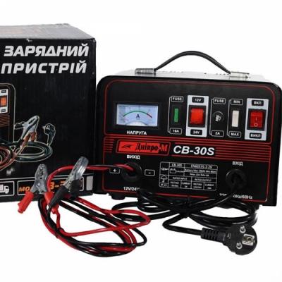 Зарядное устройство Дніпро-М  СB-30S 70693005